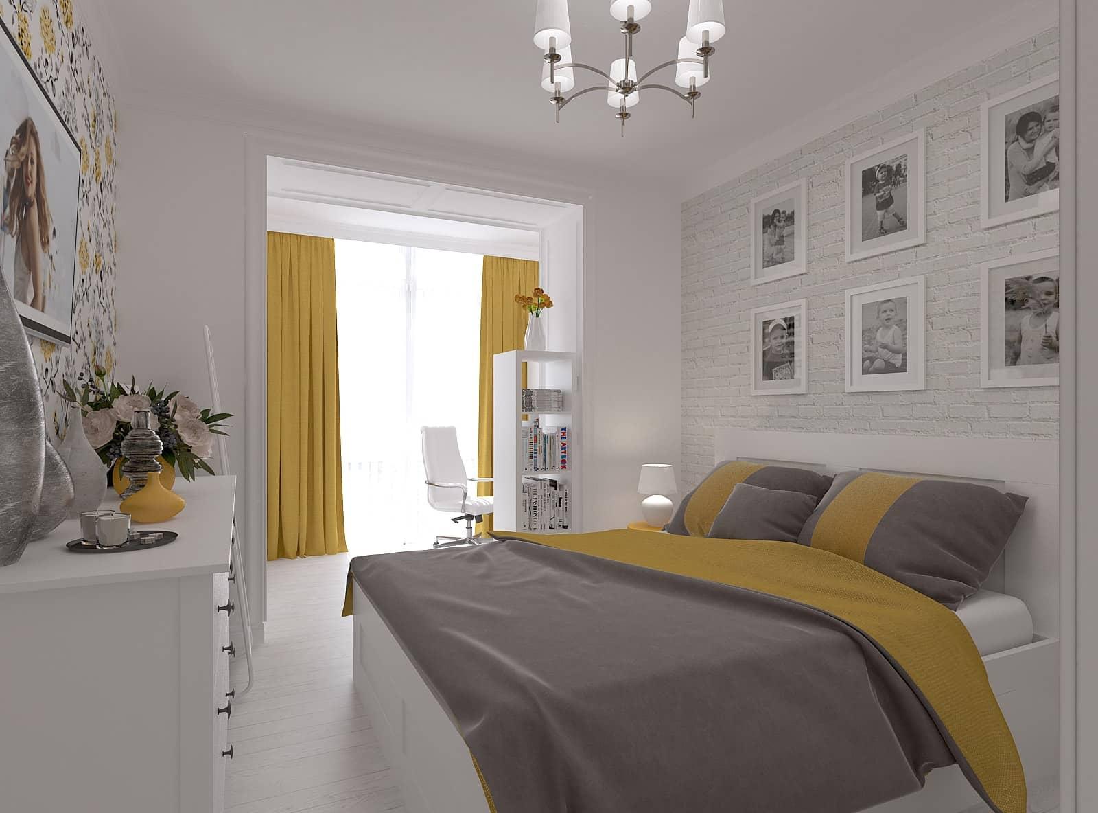Дизайн спальні: фото 6.4