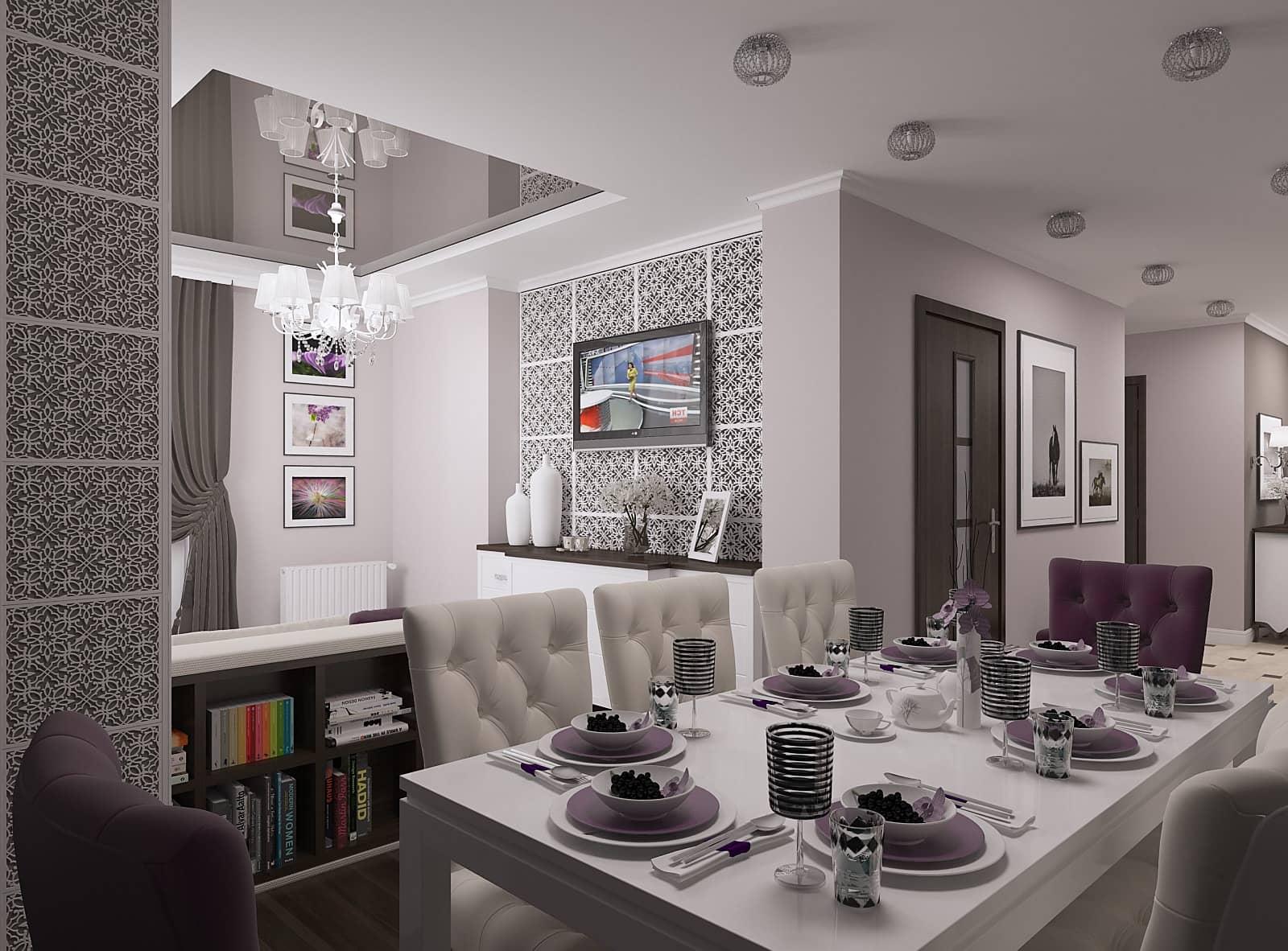 Дизайн квартири: 3д-візуалізація 4