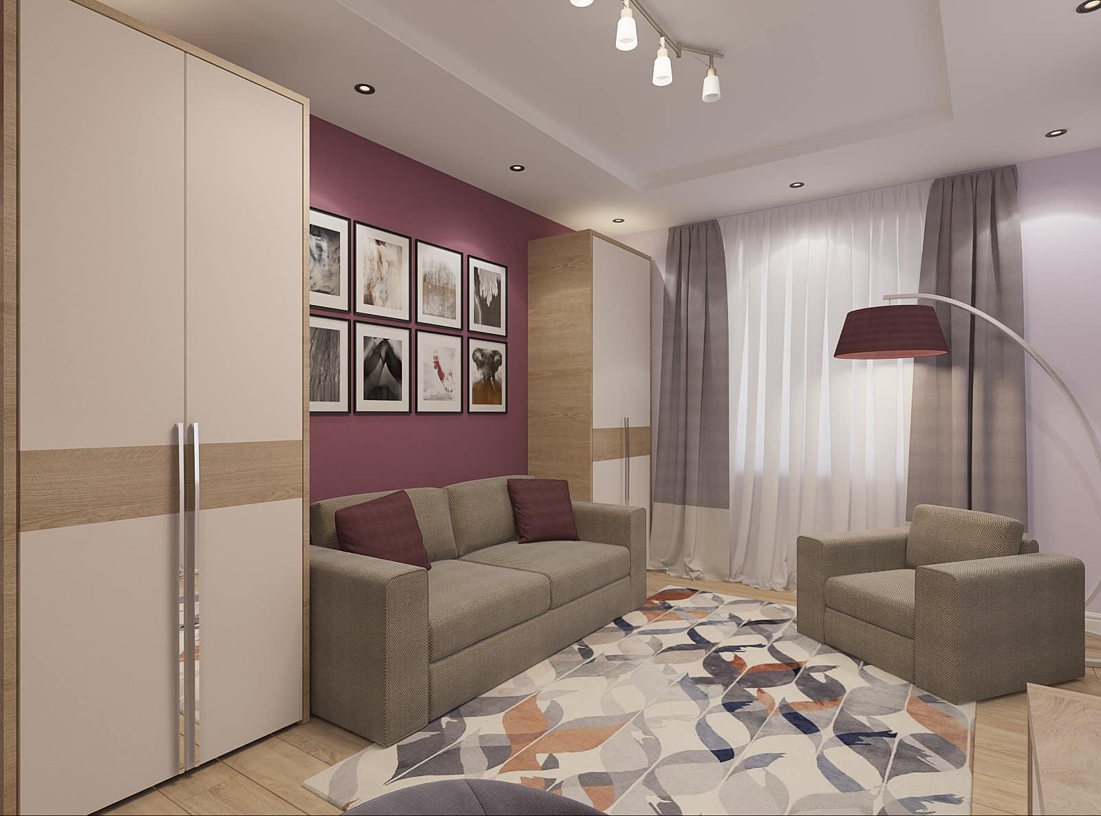 Дизайн квартири: фото 1
