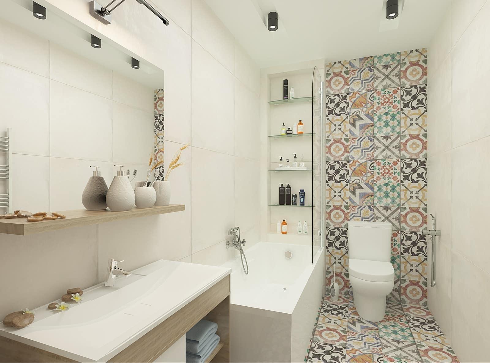 Дизайн ванної: фото 2.1