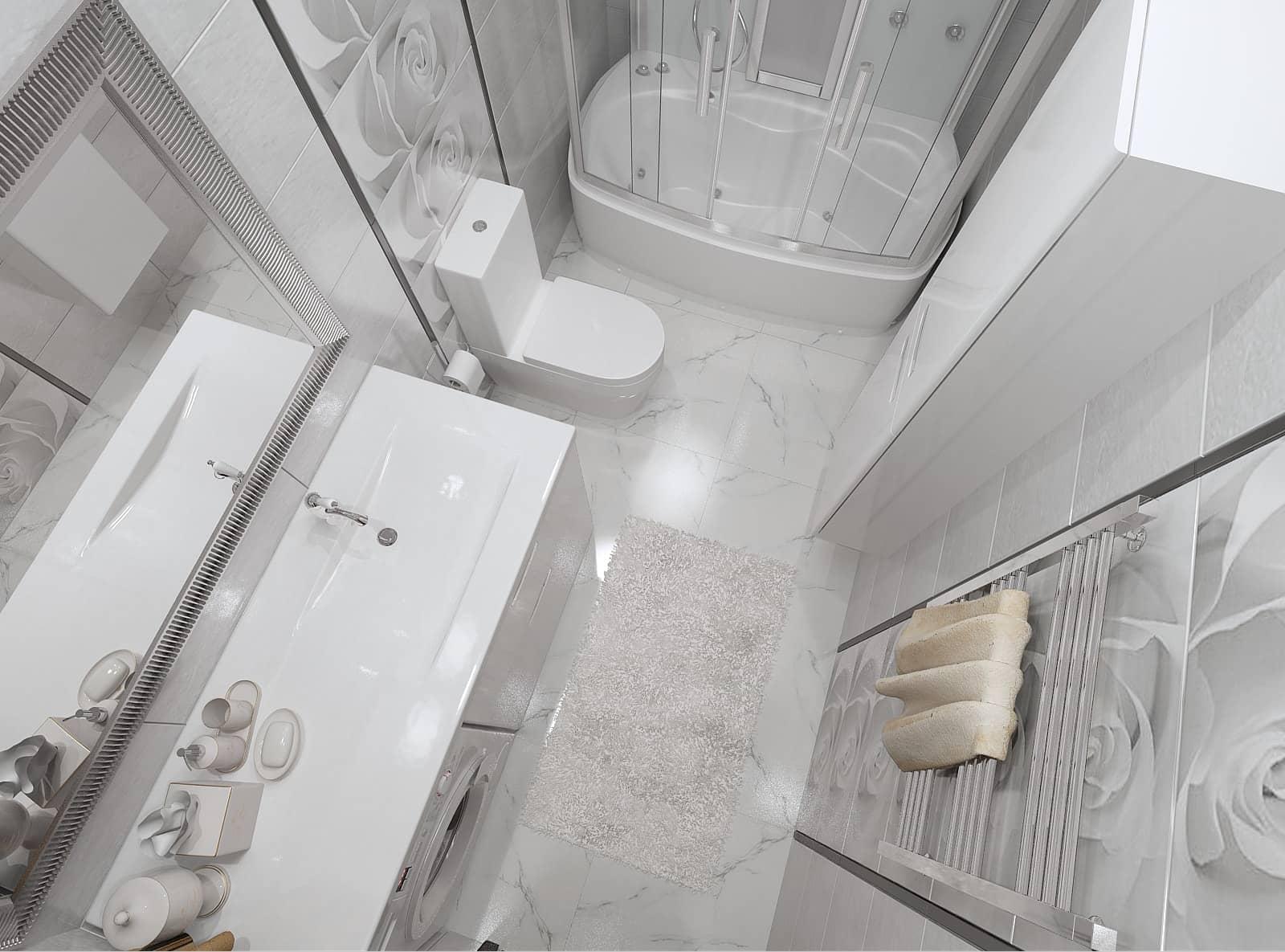 Дизайн ванної: фото 3.2