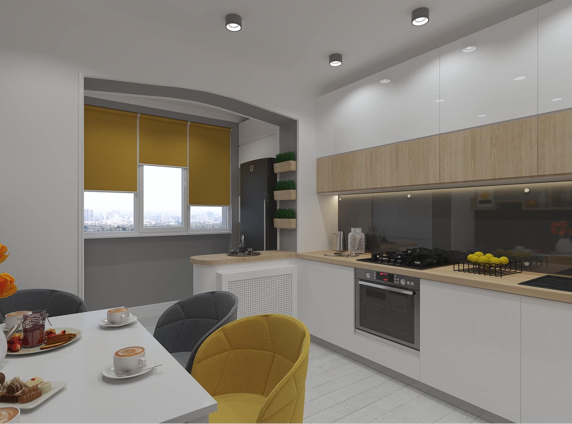 Дизайн кухні: фото 2