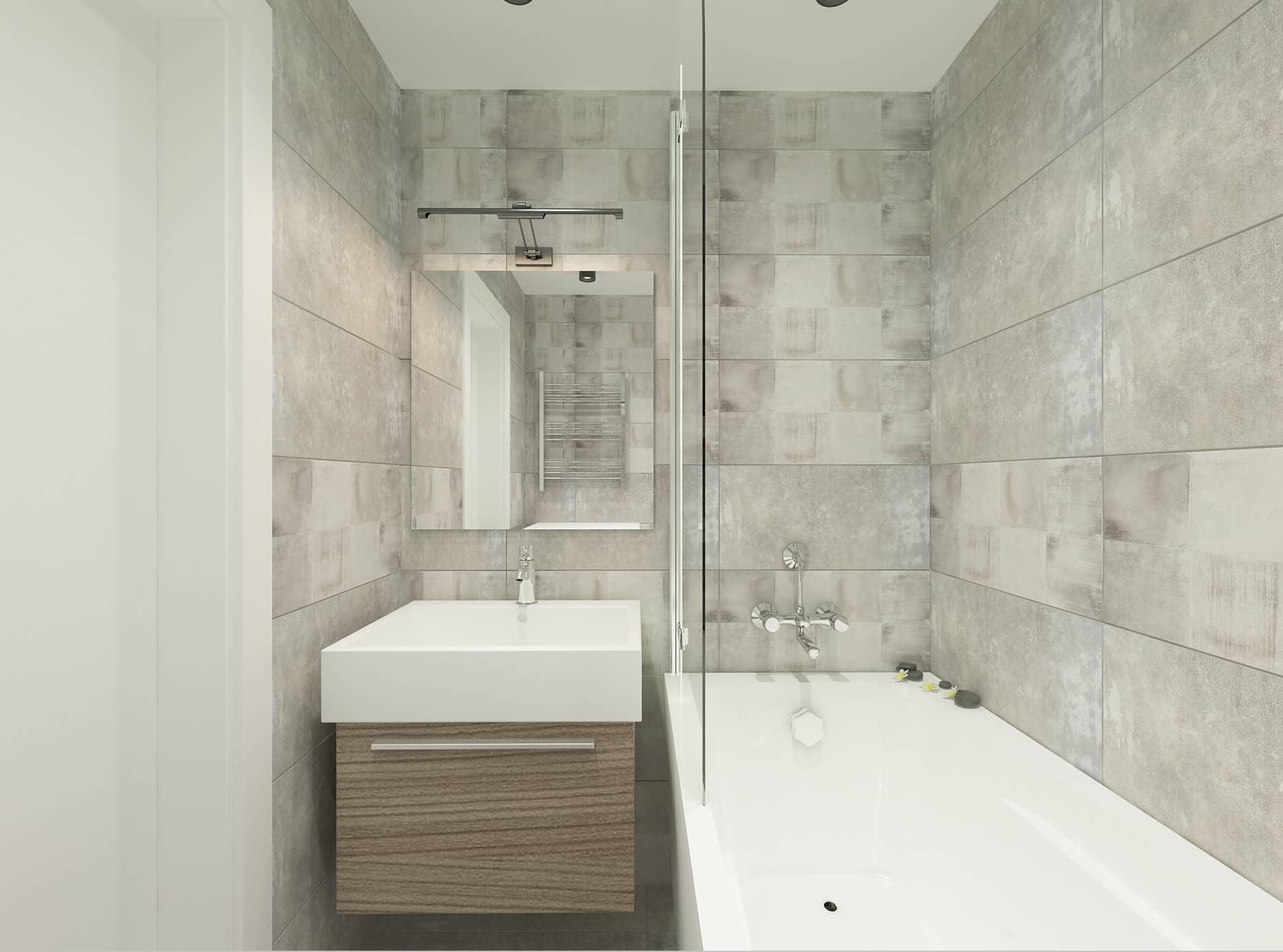 Дизайн ванної кімнати: фото 1