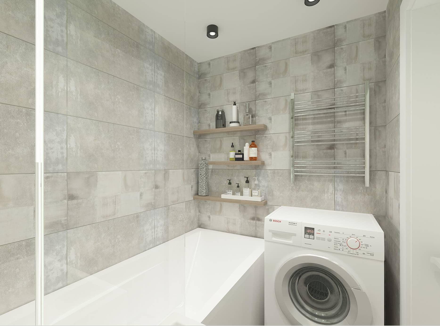 Дизайн ванної кімнати: фото 2