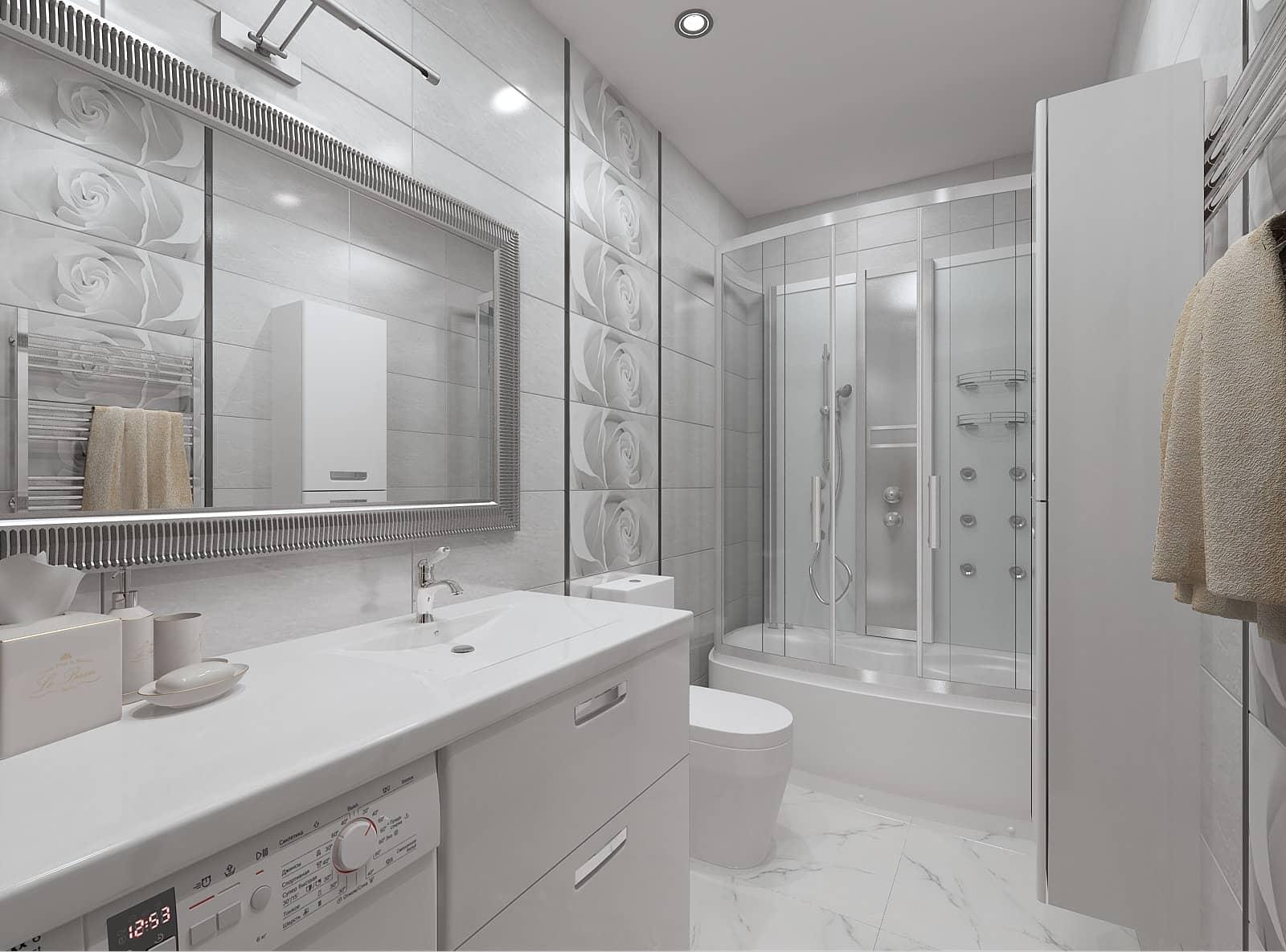Дизайн ванної: фото 3.1