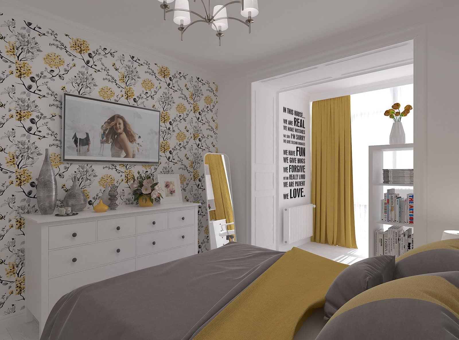 Дизайн спальні: фото 6.3