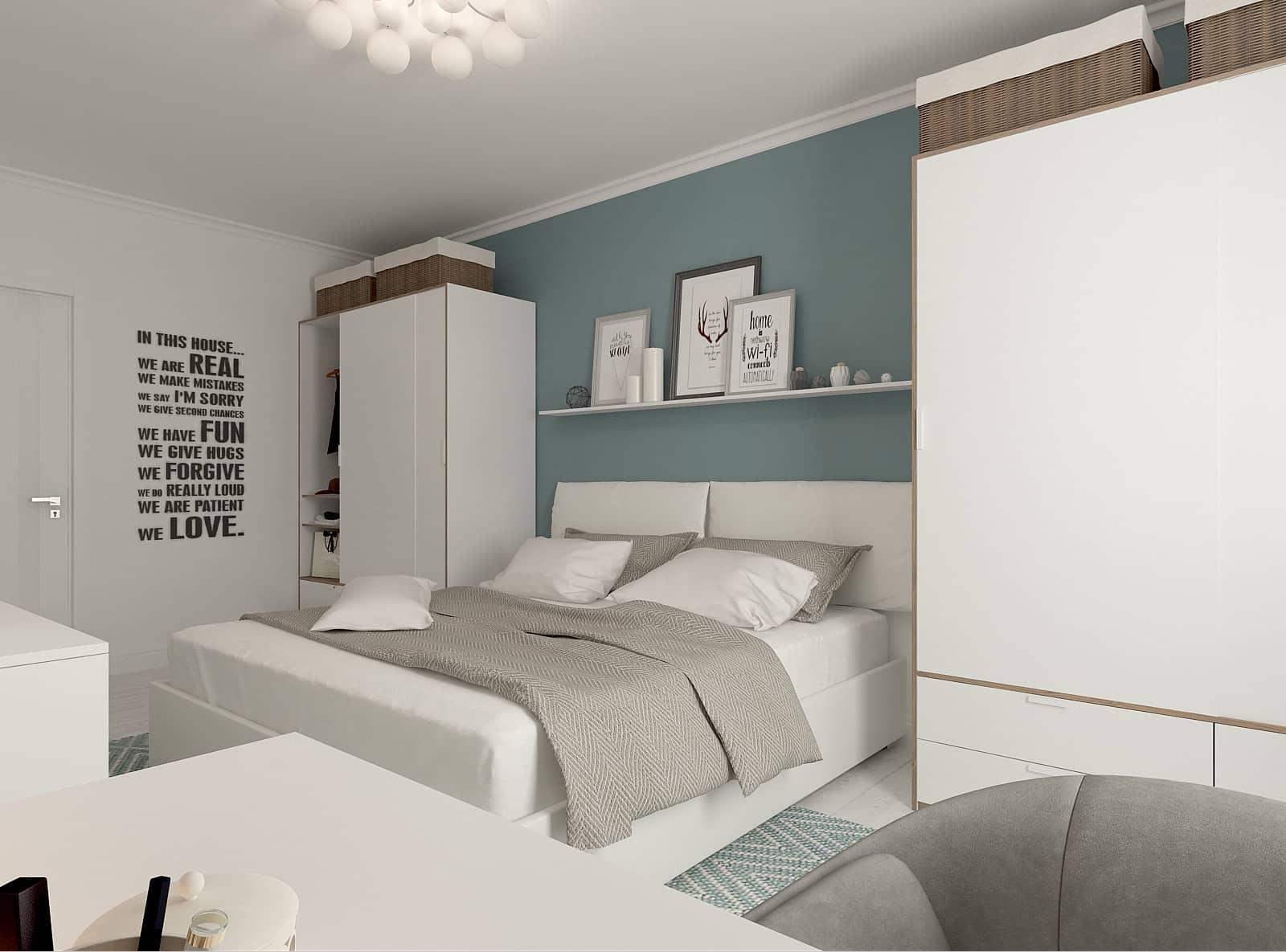 Дизайн спальні: фото 2