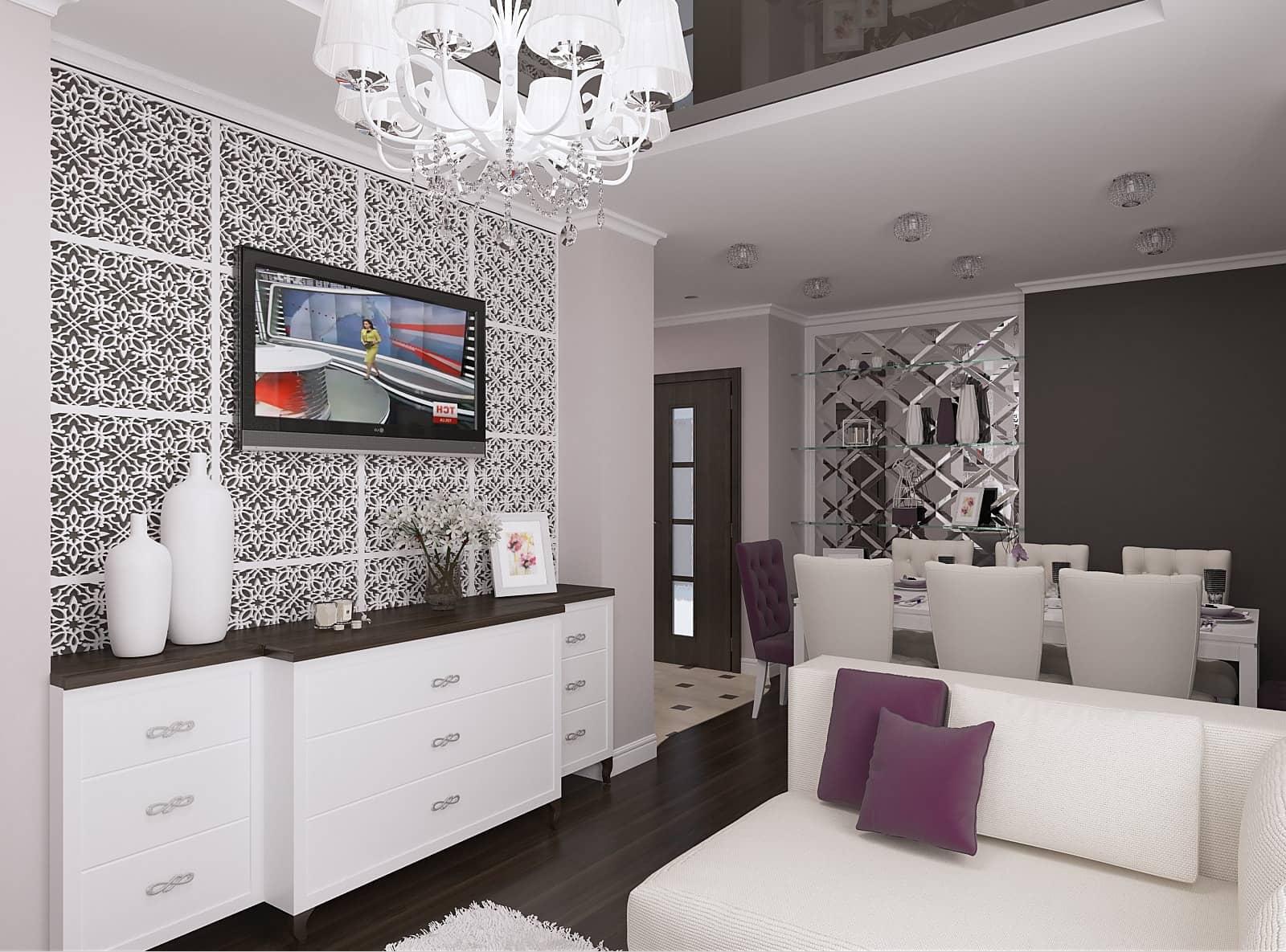 Дизайн квартири: 3д-візуалізація 2