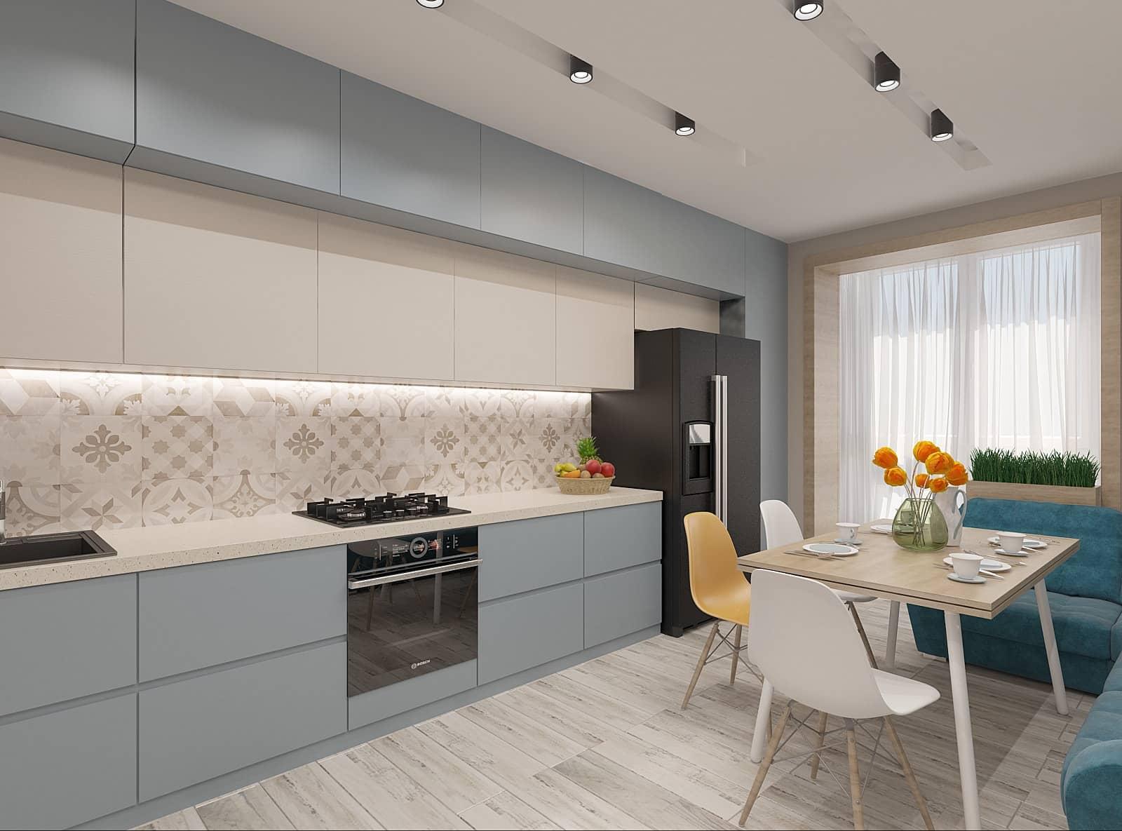 Дизайн кухні: фото 2.2