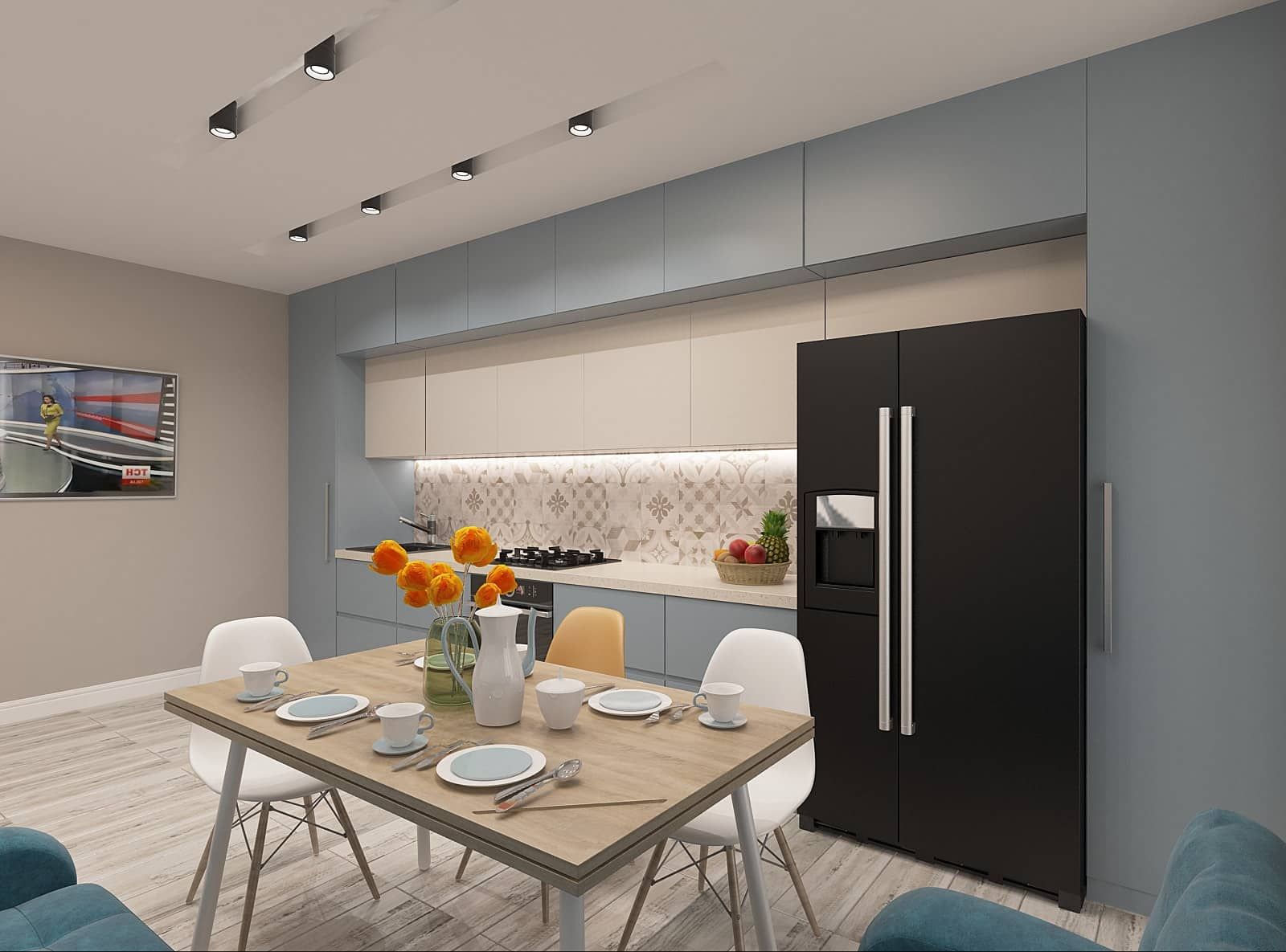Дизайн кухні: фото 2.1