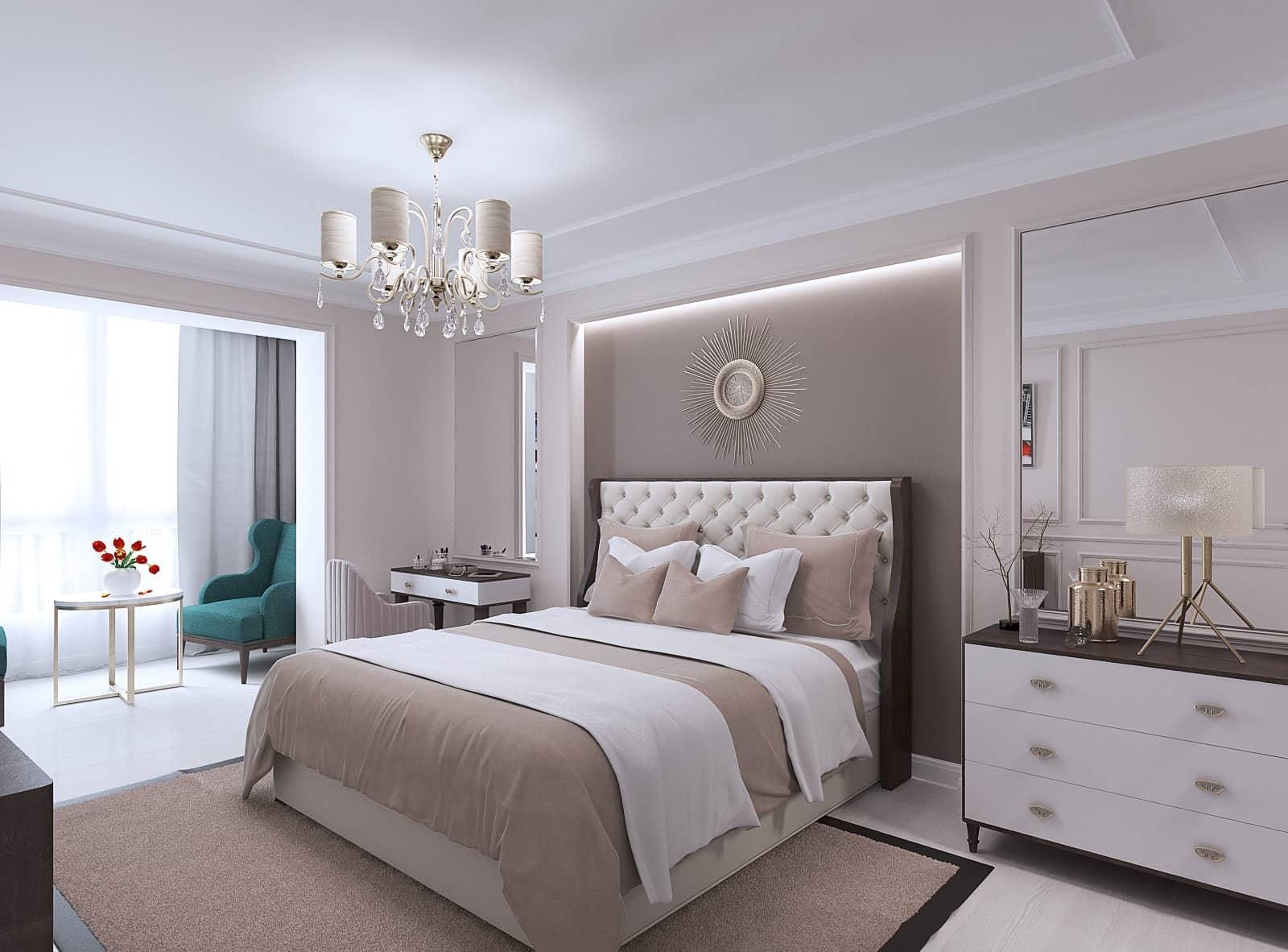 Дизайн спальні: фото 5.4