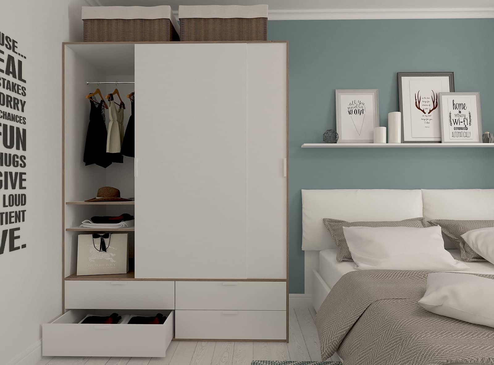 Дизайн спальні: фото 5