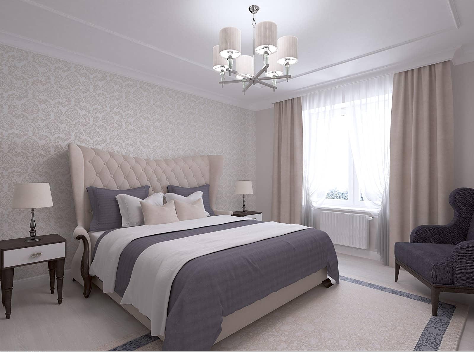 Дизайн спальні: фото 5.2