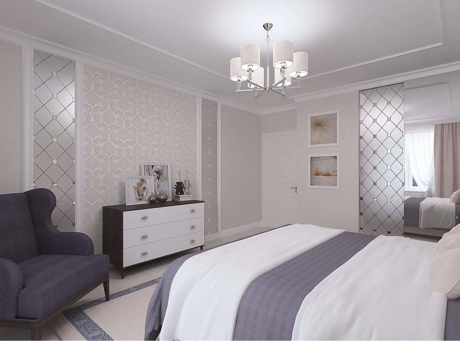 Дизайн спальні: фото 5.1