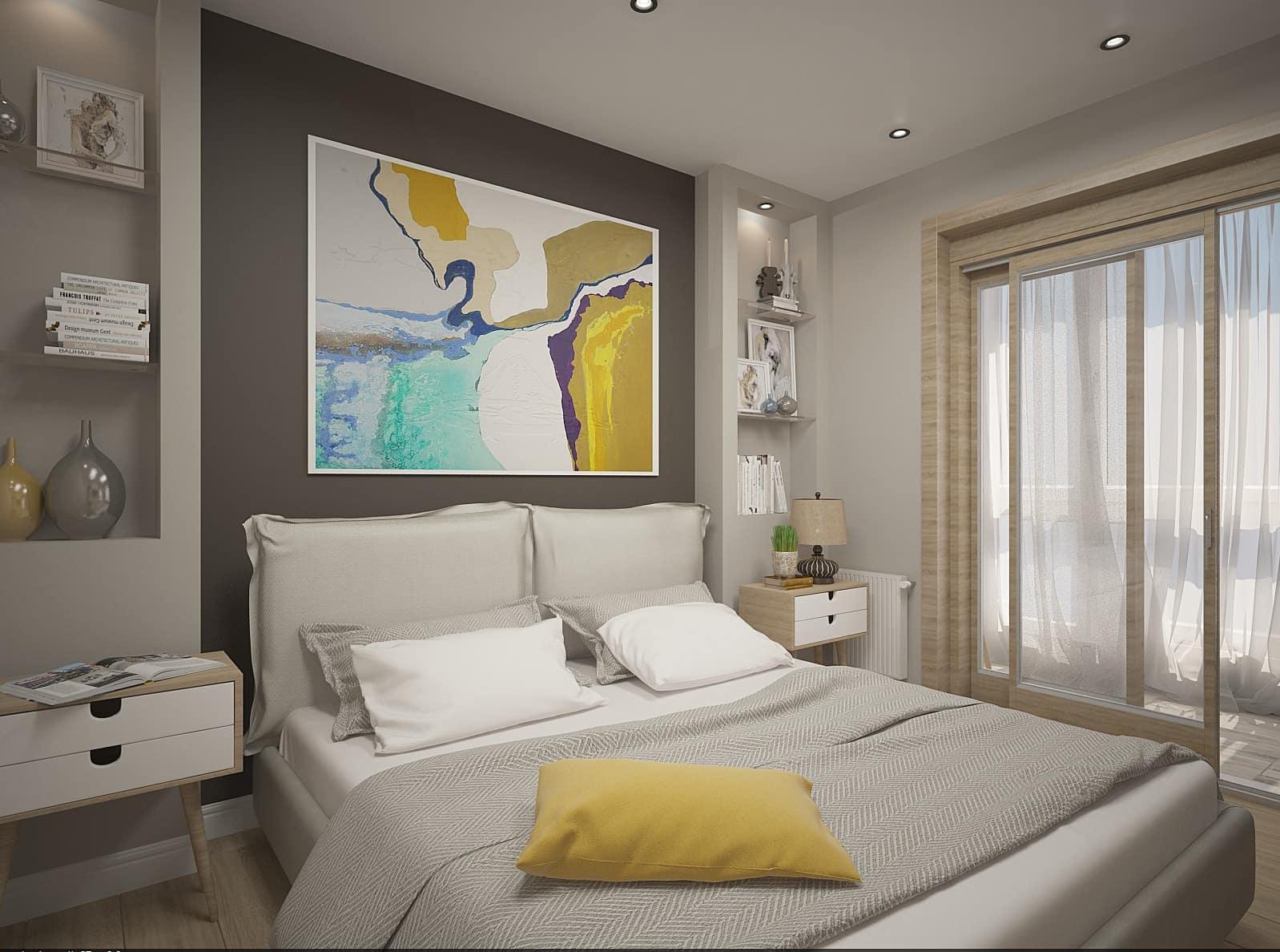 Дизайн спальні: фото 2.1