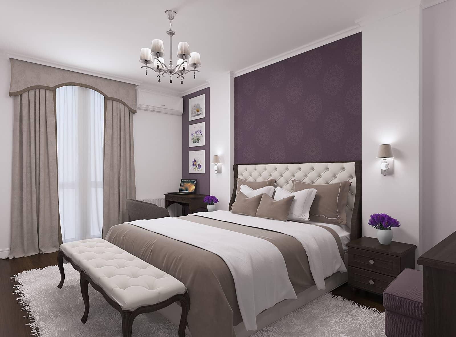 Дизайн спальні: фото 3.2