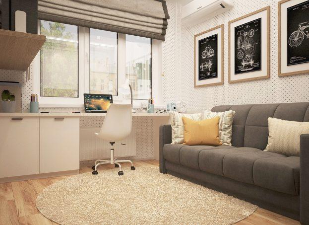 Планування однокімнатної квартири фото 1